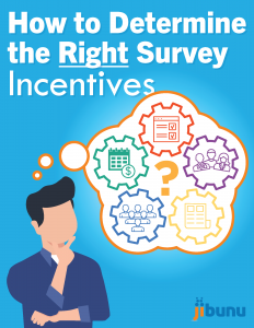 How to Determine the Right Survey Incentives Cover